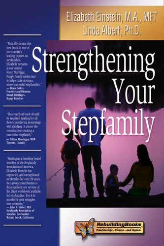 Strengthening Your Stepfamily 9781886230620