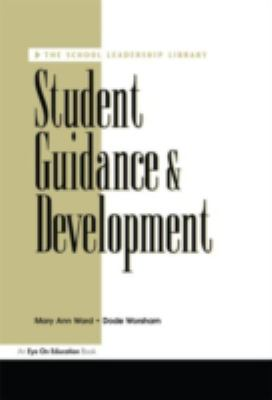 Student Guidance and Development 9781883001476