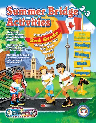 Summer Bridge Activities Canada Style! Second to Third Grade 9781887923392