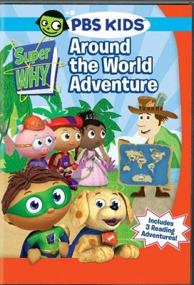 Super Why-Around the World Adventure