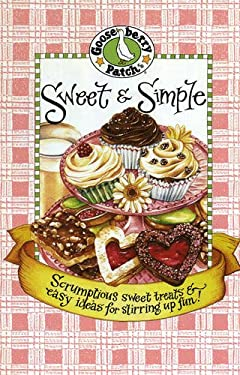 Sweet & Simple Cookbook 9781888052961