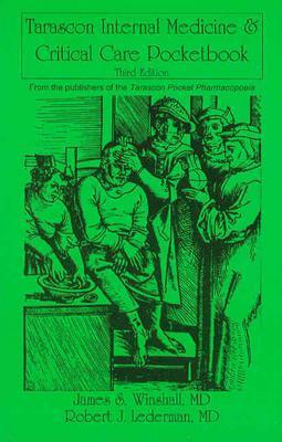 Tarascon Internal Medicine and Critical Care Pocketbook: 9781882742325