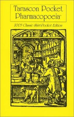 Tarascon Pocket Pharmacopoeia: 2003 Classic Shirt-Pocket Edition