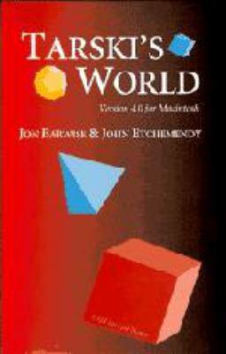 Tarski's World 4.0 for Macintosh 9781881526278