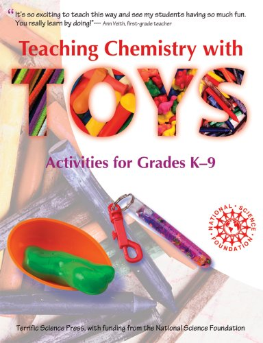 Teaching Chemistry with Toys 9781883822293