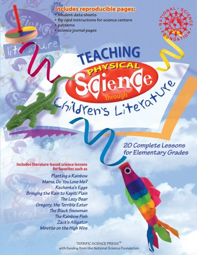 Teaching Physical Science Through Children's Literature 9781883822347