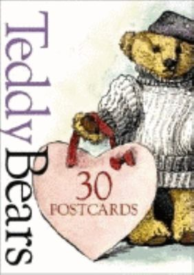 Teddy Bears Postcard Book 9781883211905