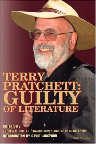 Terry Pratchett: Guilty of Literature