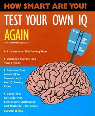 Test Your Own IQ Again Norman Sullivan