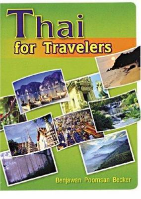 Thai for Travelers [With CD] 9781887521789