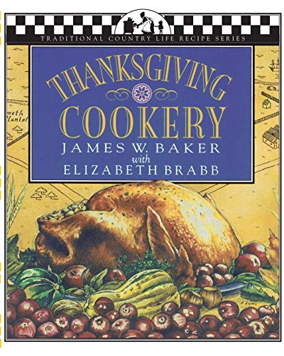 Thanksgiving Cookery 9781883283032