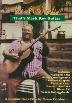 That's Slack Key Guitar 9781884691942