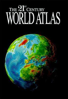 The 21st Century World Atlas 9781888777932