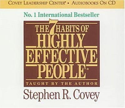 The 7 Habits of Highly Effective People: Powerful Lessons in Personal Change 9781883219376