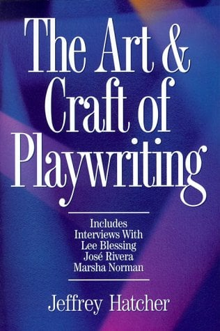 The Art & Craft of Playwriting 9781884910463