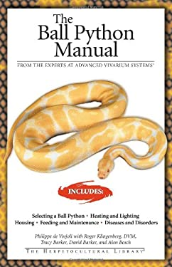 The Ball Python Manual 9781882770724