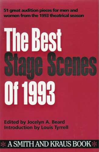 The Best Stage Scenes of 1993 9781880399446