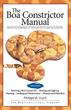 The Boa Constrictor Manual 9781882770762