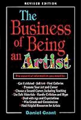The Business of Being an Artist 9781880559338