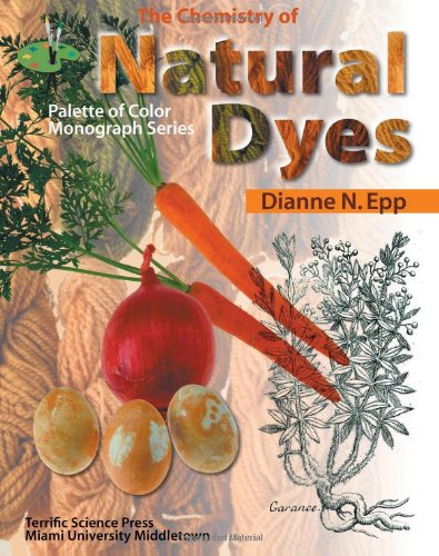 The Chemistry of Natural Dyes 9781883822064
