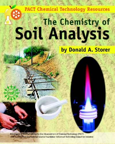 The Chemistry of Soil Analysis 9781883822385