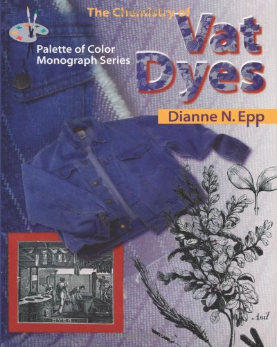 The Chemistry of Vat Dyes 9781883822057