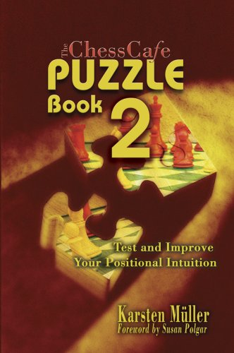 The Chesscafe Puzzle Book 2: Test and Improve Your Positional Intuition 9781888690439
