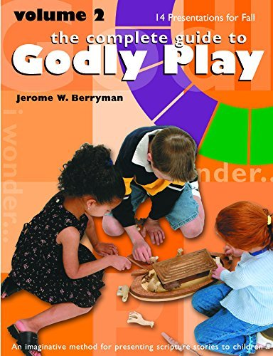 Godly Play Fall Volume 2: 14 Core Presentations for Fall 9781889108964