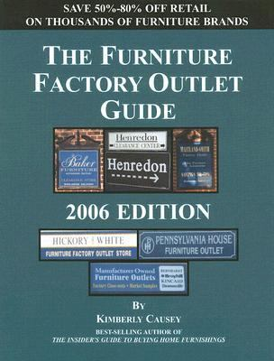 The Furniture Factory Outlet Guide 9781888229448