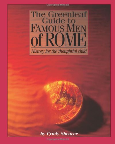The Greenleaf Guide to Famous Men of Rome 9781882514045