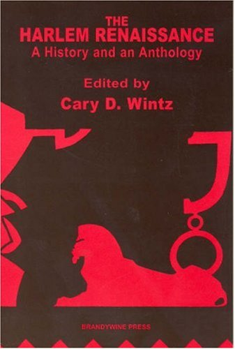 The Harlem Renaissance: A History and an Anthology 9781881089674