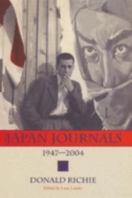 The Japan Journals: 1947-2004 9781880656976