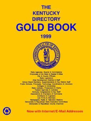 The Kentucky Directory Gold Book 9781883589431
