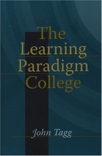 The Learning Paradigm College 9781882982585