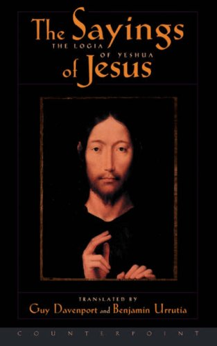 The Logia of Yeshua: The Sayings of Jesus 9781887178709