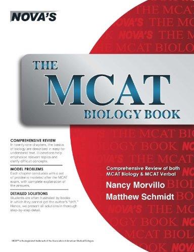 The MCAT Biology Book 9781889057422