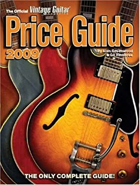 The Official Vintage Guitar Magazine Price Guide: The Only Complete Guide! 9781884883200