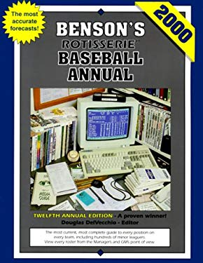 The Rotisserie Baseball Annual 9781880876886