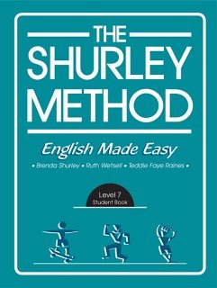 The Shurley Method - English Made Easy Level 7 Student Textbook