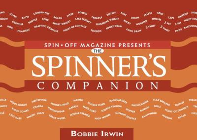 The Spinner's Companion 9781883010799