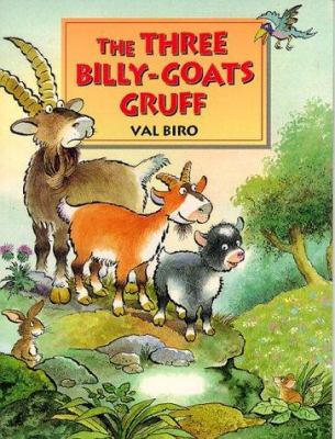 The Three Billy-Goats Gruff 9781887734462