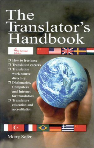 The Translator's Handbook 9781887563758