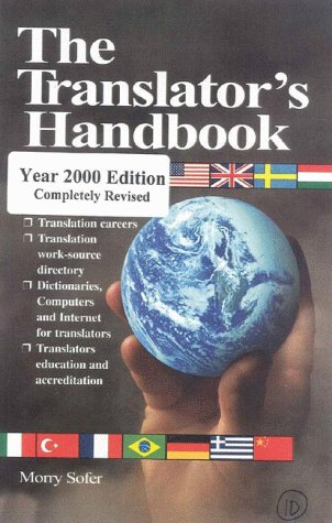 The Translator's Handbook, Third Edition 9781887563482
