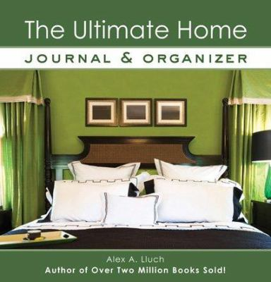 The Ultimate Home Journal & Organizer 9781887169844