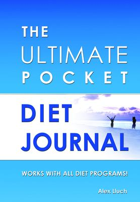 The Ultimate Pocket Diet Journal [With Stickers] 9781887169561
