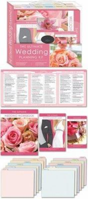 The Ultimate Wedding Planning Kit [With Planning Guides, Folders, Checklist, Carry Case] 9781887169738