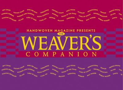 The Weaver's Companion 9781883010812