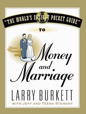 The World's Easiest Pocket Guide to Money and Marriage 9781881273530