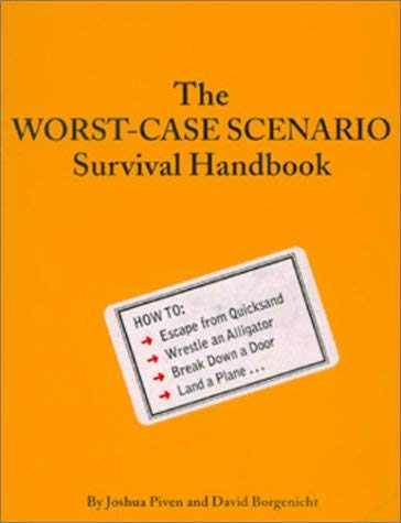 The Worst-Case Scenario Survival Handbook 9781885408709