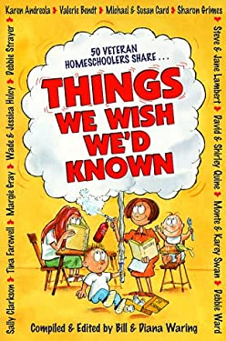 Things We Wish We'd Known 9781883002428